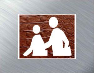 Leatherflooring people Icon