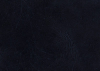 DURABLE Navy leather flooring and leather wall-covering