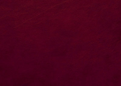 Collection CLASSIC Burgundy leatherflooring and leather wall-covering