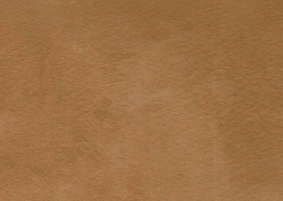 MANOR Camel leather flooring and leather wall-covering