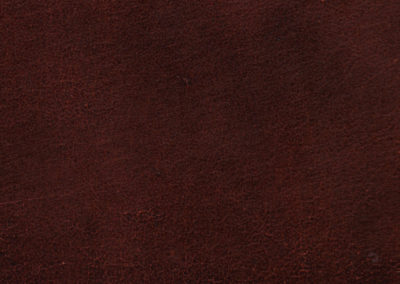 Collection CLASSIC Cognac leatherflooring and leather wall-covering