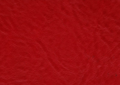 Collection CLASSIC Dragon Red leatherflooring and leather wall-covering