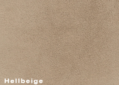 Collection Suede Hellbeige leatherflooring and leather wall-covering
