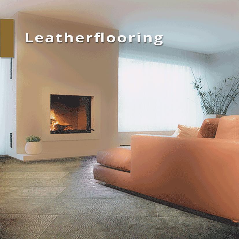 Leatherflooring impressions
