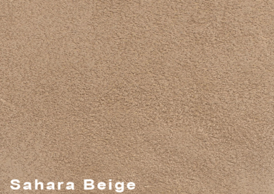 Collection Suede Sahara Beige leatherflooring and leather wall-covering