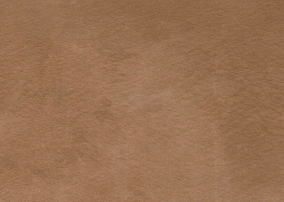 MANOR Sandcastle leather flooring and leather wall-covering