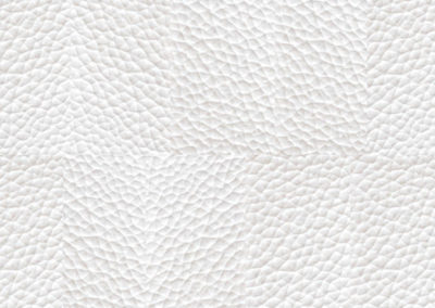 Bianco leatherflooring and leather wall-covering