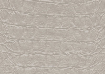 Croco Beige leatherflooring and leather wall-covering