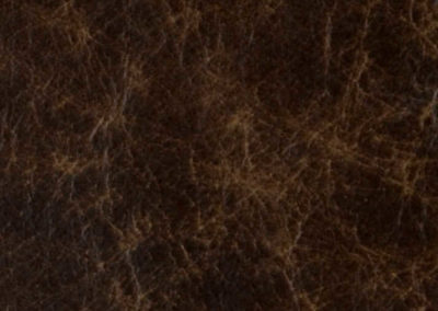 Marone leatherflooring and leather wall-covering