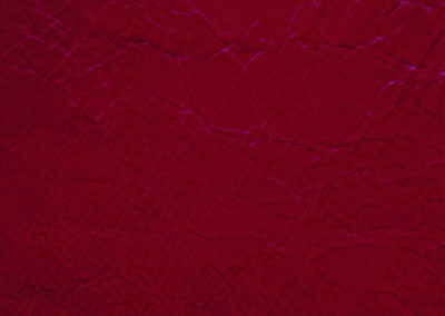 Royal Cardinal leatherflooring and leather wall-covering